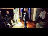 Три Кита Зануда, Gipsy King, Тато - Снег HD 720
